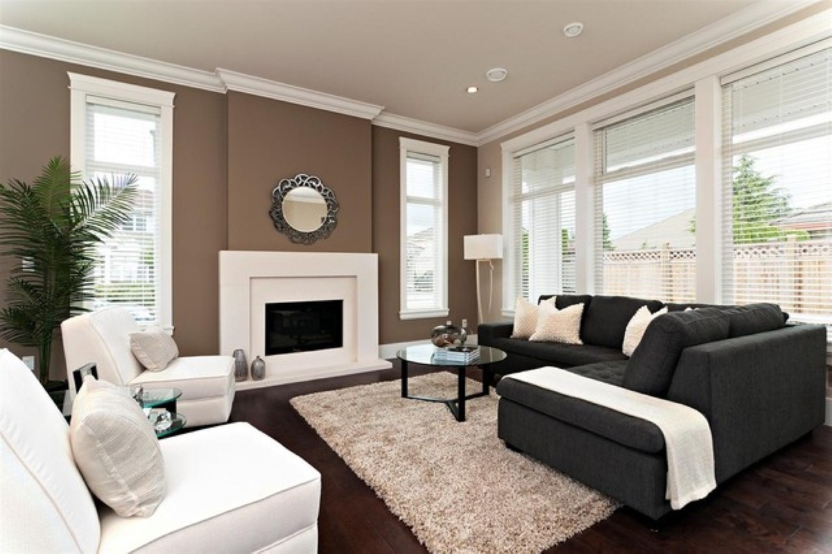Best ideas about Accent Wall Ideas For Small Living Room . Save or Pin Good Accent Wall Colors For Small Living Room With Now.
