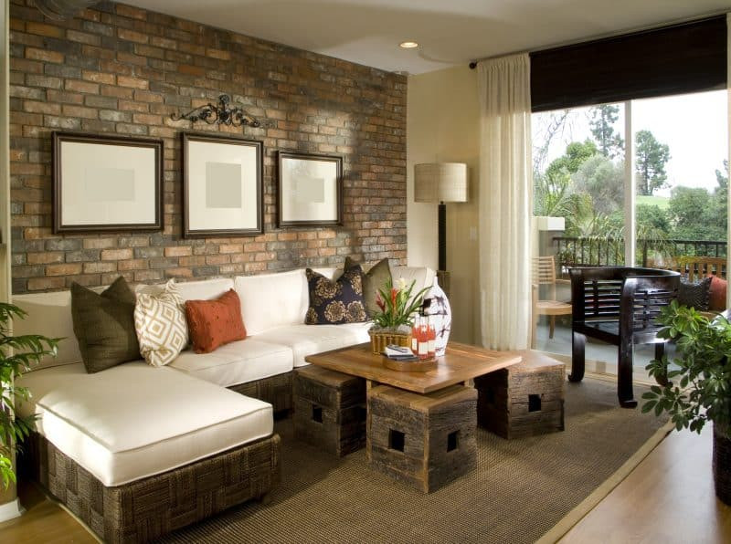 Best ideas about Accent Wall Ideas Living Room . Save or Pin Beautiful Living Room Ideas with Accent Walls • Art of the Now.