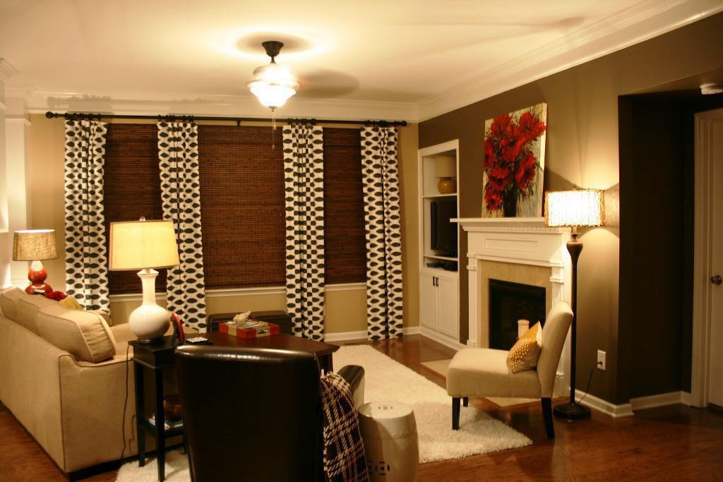 Best ideas about Accent Wall Ideas Living Room . Save or Pin Top 9 Accent Wall Living Room Ideas Now.