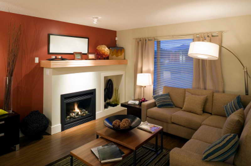 Best ideas about Accent Wall Ideas Living Room . Save or Pin Home Design IdeasLiving room accent wall paint ideas Now.