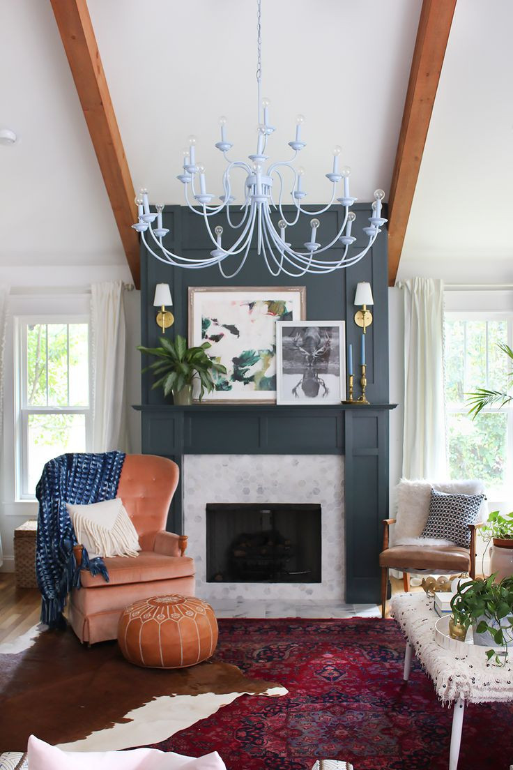 Best ideas about Accent Wall Ideas With Fireplace . Save or Pin Best 25 Fireplace accent walls ideas on Pinterest Now.
