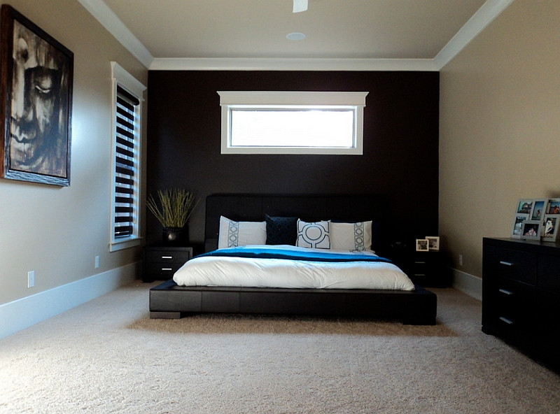 Best ideas about Accent Wall In Bedroom . Save or Pin Asian Inspired Bedrooms Design Ideas Now.