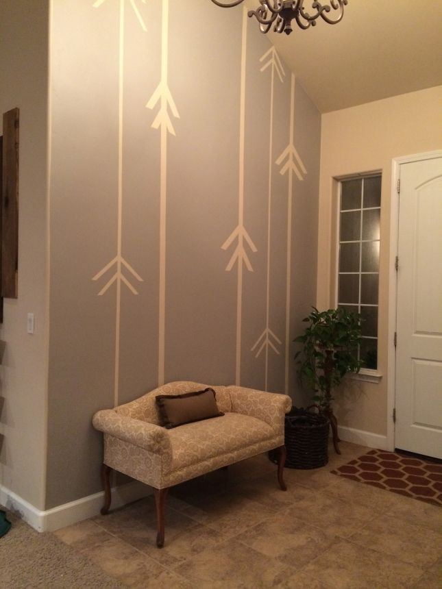 Best ideas about Accent Wall Painting . Save or Pin 39 Accent Wall Ideas Give You Inspiration Try it At House Now.