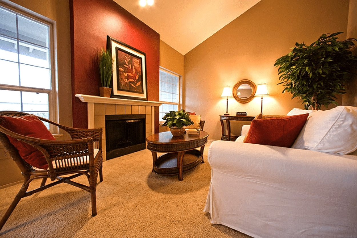 Best ideas about Accent Wall Painting Ideas . Save or Pin 15 Inspirations of Wall Accents Colors For Bedrooms Now.