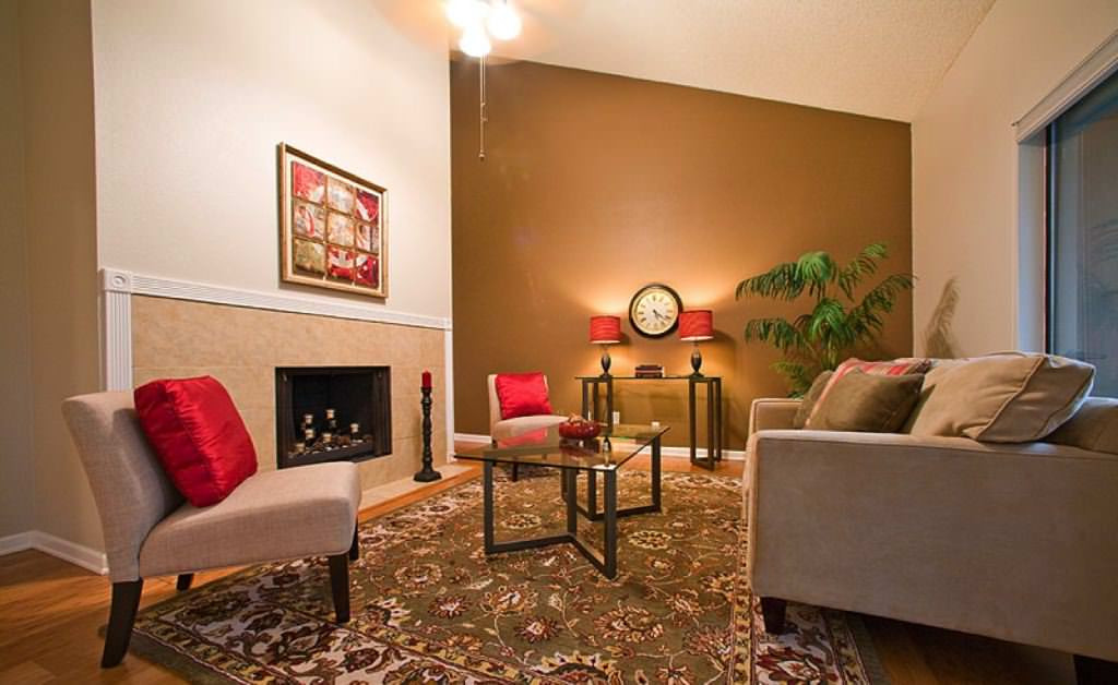 Best ideas about Accent Wall Painting Ideas . Save or Pin The Best Living Room Paint Ideas with Accent Wall — TEDX Now.