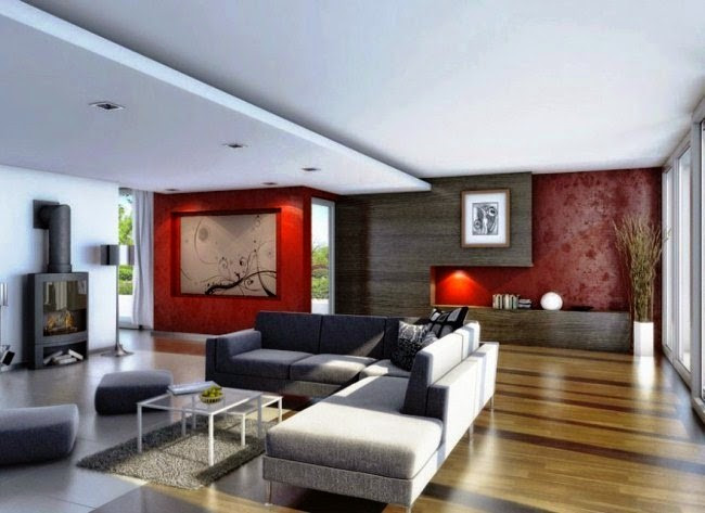 Best ideas about Accent Wall Painting Ideas . Save or Pin Wall Painting Accent Ideas Now.
