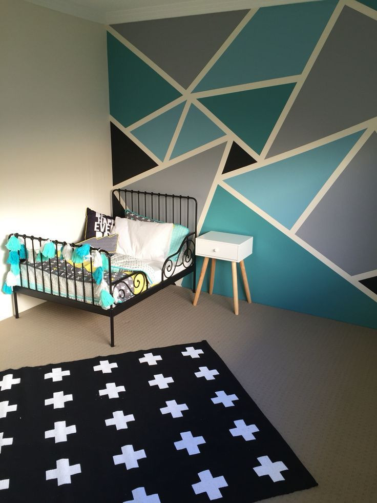Best ideas about Accent Wall Painting . Save or Pin Accent Wall Ideas You ll Surely Wish to try This at Home Now.
