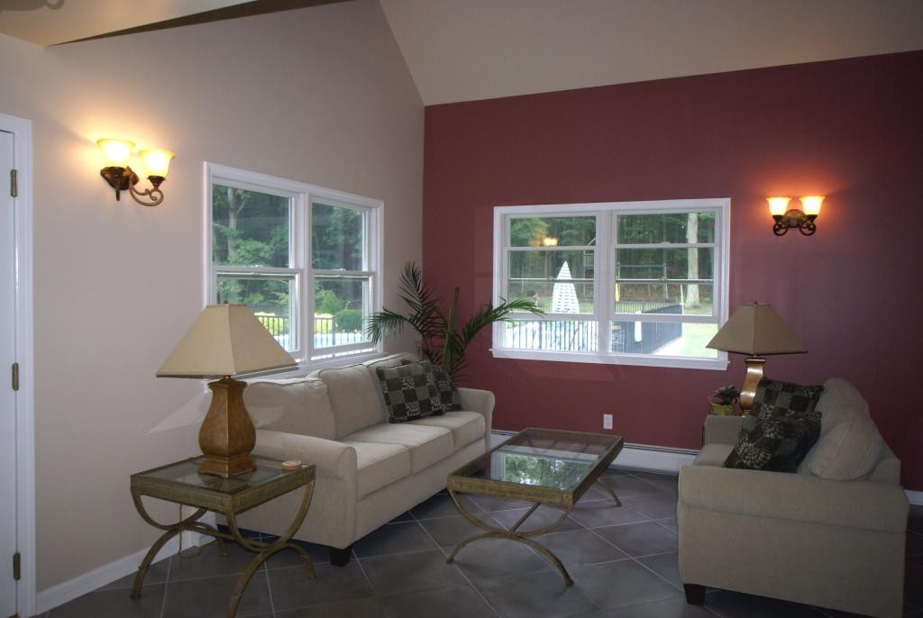 Best ideas about Accent Wall Painting . Save or Pin Painting an Accent Wall For Your NJ Home Design Build Now.