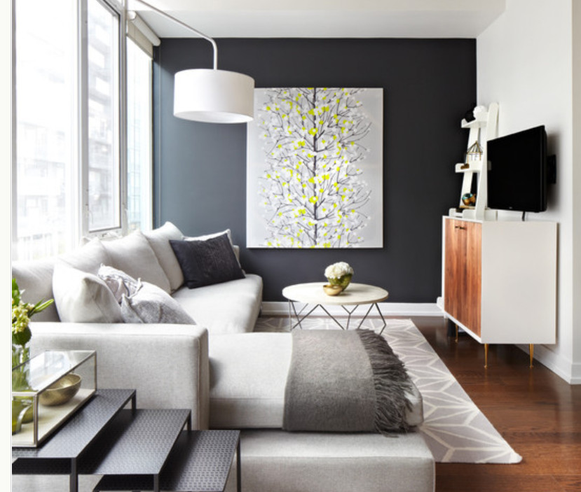 Best ideas about Accent Wall Painting . Save or Pin Accent Wall Ideas Now.