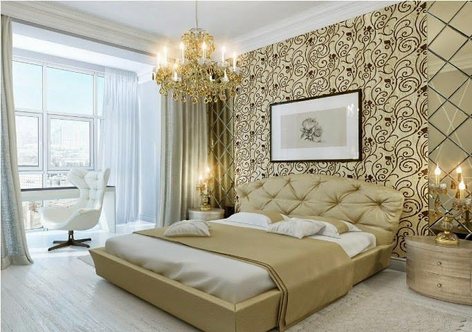 Best ideas about Accent Walls Ideas Bedroom . Save or Pin Paint Ideas for Bedrooms with Accent Wall Now.