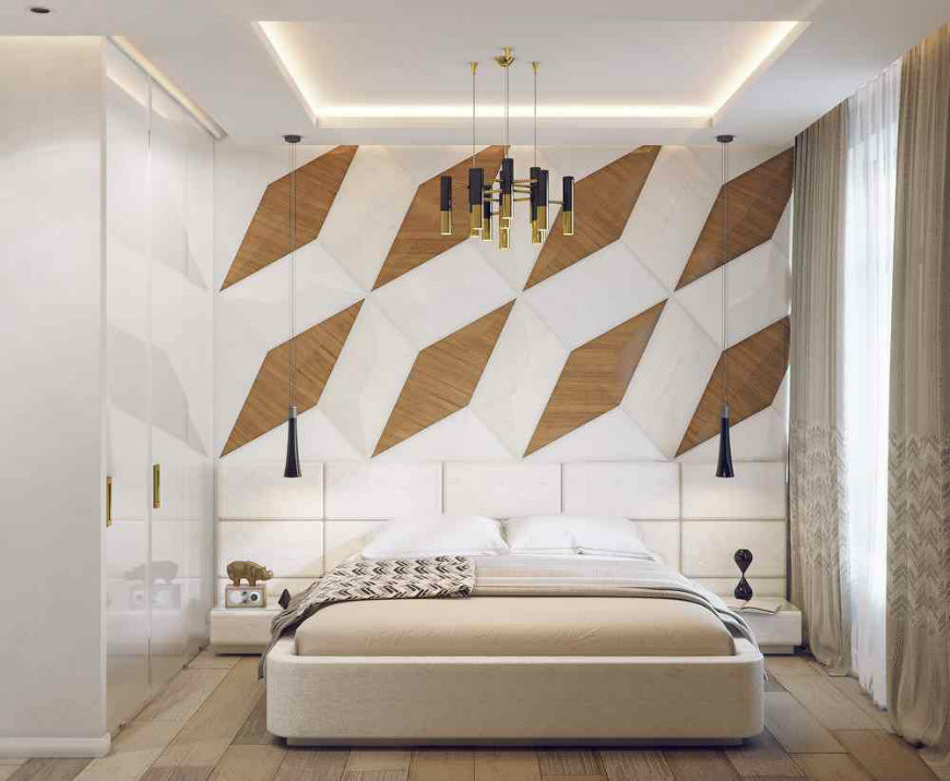 Best ideas about Accent Walls Ideas Bedroom . Save or Pin Original and Incandescent Bedroom Ideas with Accent Walls Now.