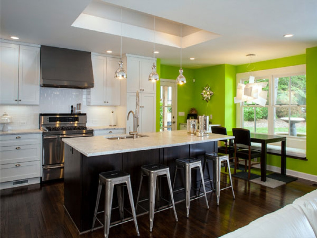 Best ideas about Accent Walls In Kitchen . Save or Pin Accent Wall Ideas to Make Your Interior More Striking Now.