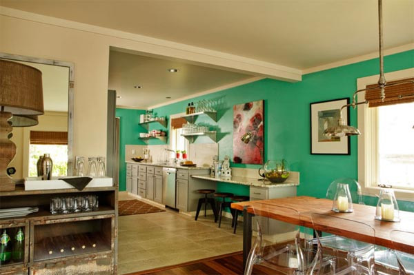 Best ideas about Accent Walls In Kitchen . Save or Pin Kitchen Accent Wall Ideas — Eatwell101 Now.