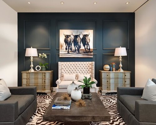 Best ideas about Accent Walls Living Room . Save or Pin Accent Wall Living Room Now.