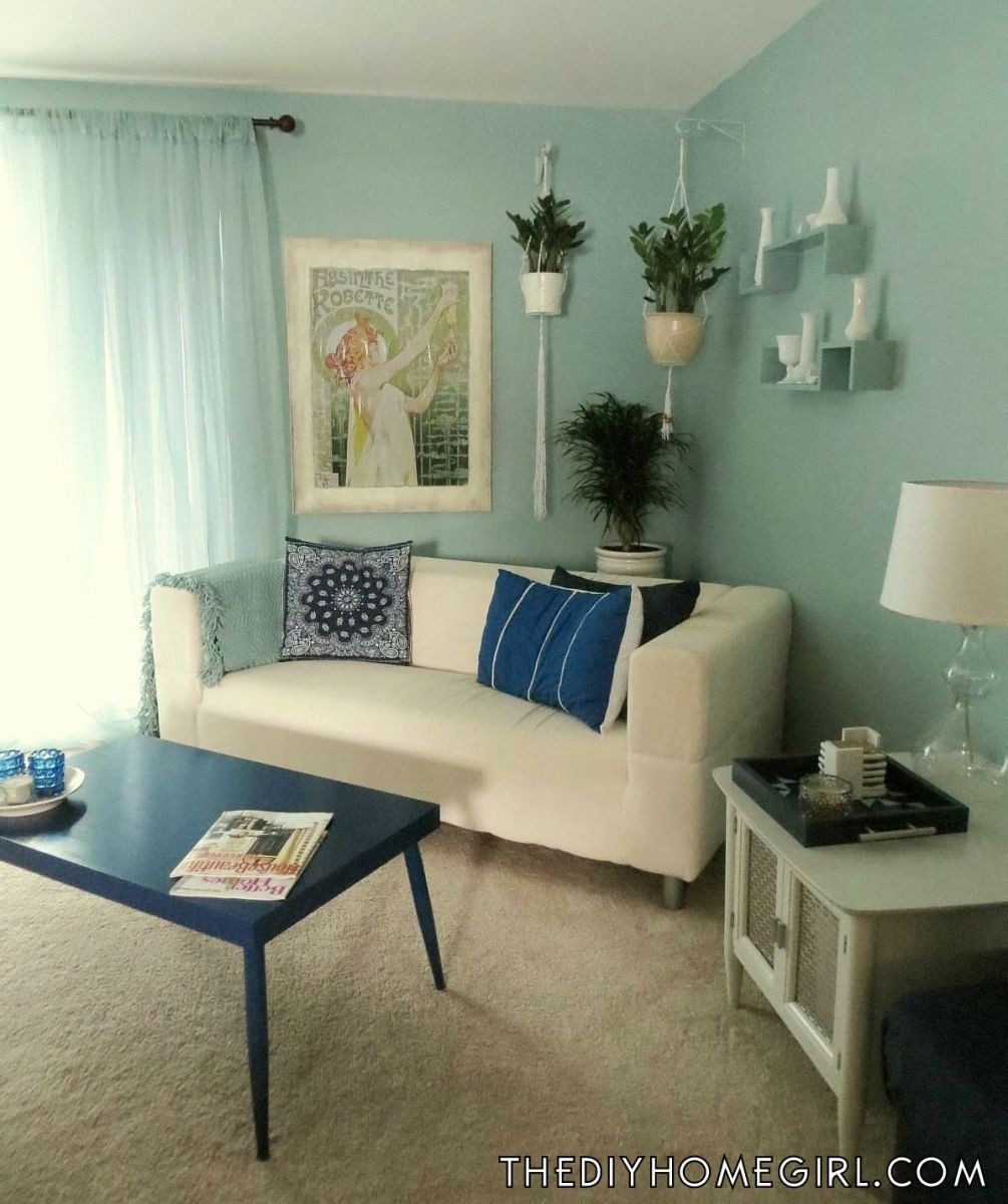 Best ideas about Accent Walls Living Room . Save or Pin How to Make Over a Room with an Accent Wall… Plus My Now.
