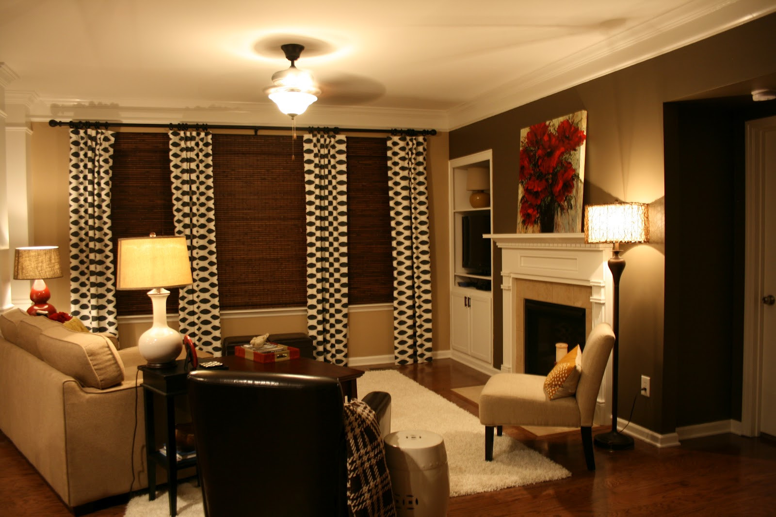 Best ideas about Accent Walls Living Room . Save or Pin Painting Accent Walls In Living Room Easy Home Now.