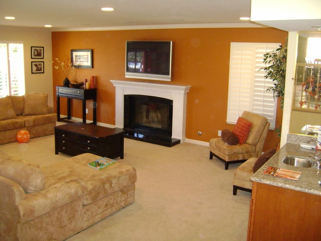 Best ideas about Accent Walls Paint Ideas . Save or Pin Accent Wall Paint Ideas Let s Make It Simple Now.