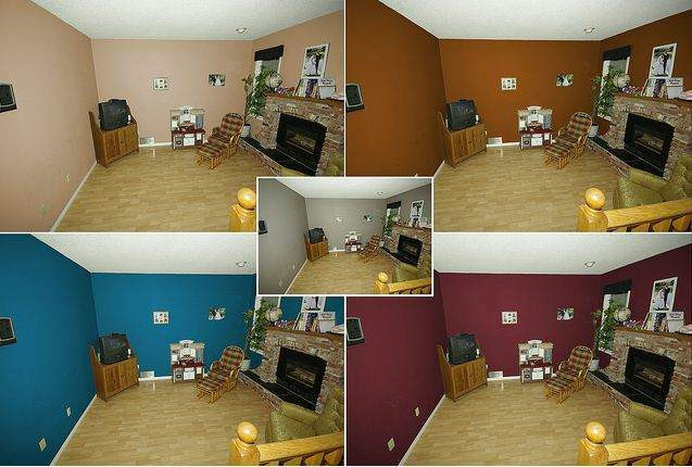 Best ideas about Accent Walls Painting Ideas . Save or Pin Accent Wall Paint A Few Ideas For Your Home Home1 Now.