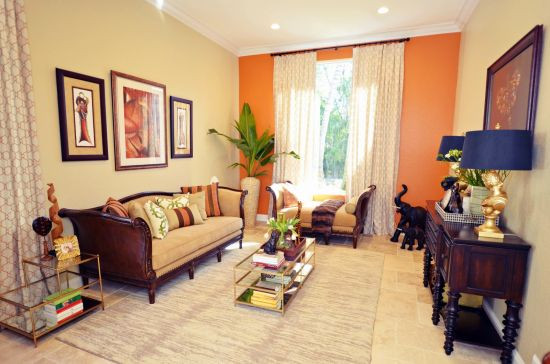 Best ideas about Accent Walls Painting Ideas . Save or Pin 33 Stunning Accent Wall Ideas For Living Room Now.