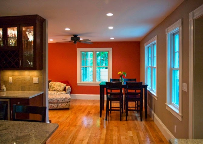 Best ideas about Accent Walls Painting Ideas . Save or Pin Wall Painting Accent Ideas Now.