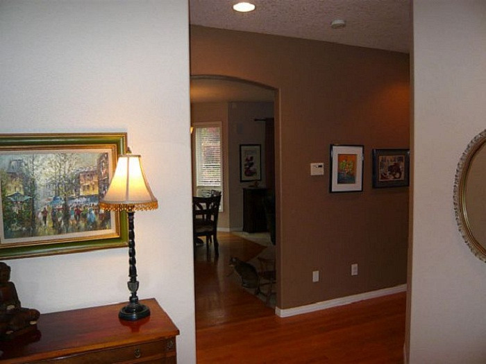 Best ideas about Accent Walls Painting . Save or Pin Brown Accent Wall Colors striped accent wall stone Now.
