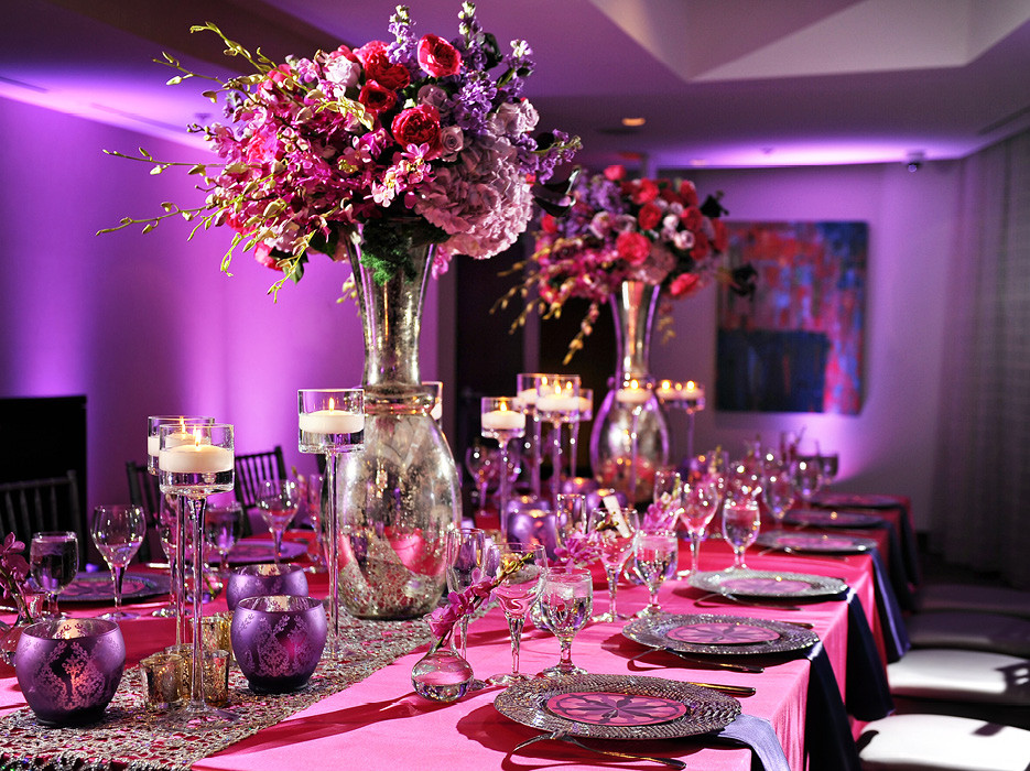 Adult Birthday Decorations  Adult Birthday Party Sophisticated and Elegant Dinner