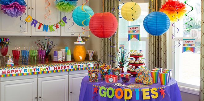 Adult Birthday Decorations  Birthday Party Supplies for Kids & Adults Party City Canada