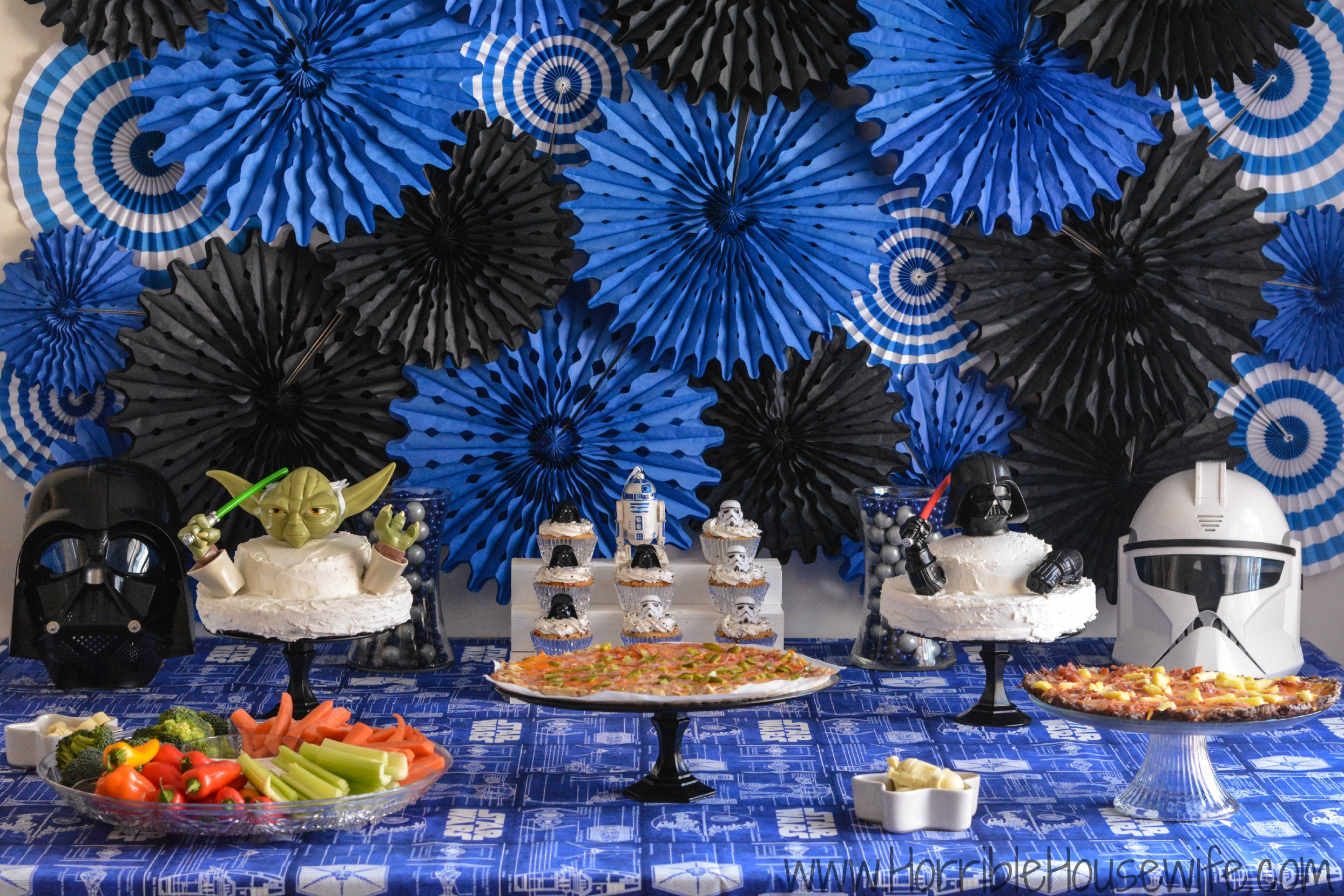 Adult Birthday Decorations  Star Wars Birthday Party Adult Birthday Party & Wedding
