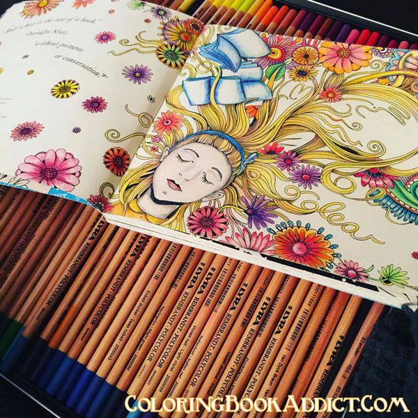 Adult Coloring Book Pencils  Best cheap colored pencils for adult coloring books