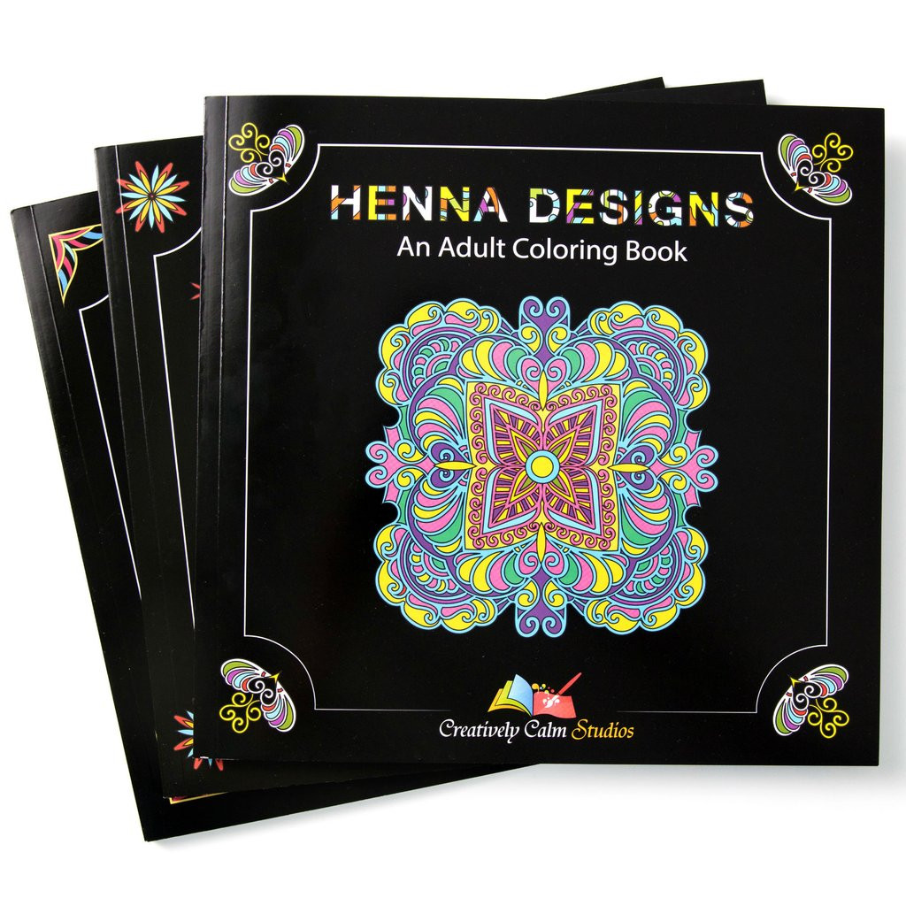 Adult Coloring Book Sets  Limited Time fer All THREE Our Adult Coloring Book