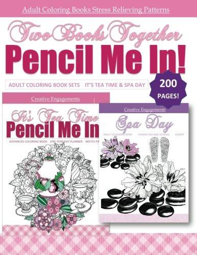 Adult Coloring Book Sets  Adult Coloring Book Sets Author Profile News Books and