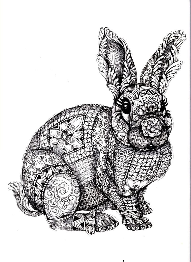 Best ideas about Adult Coloring Books Animals . Save or Pin Animal Coloring Pages for Adults Bestofcoloring Now.