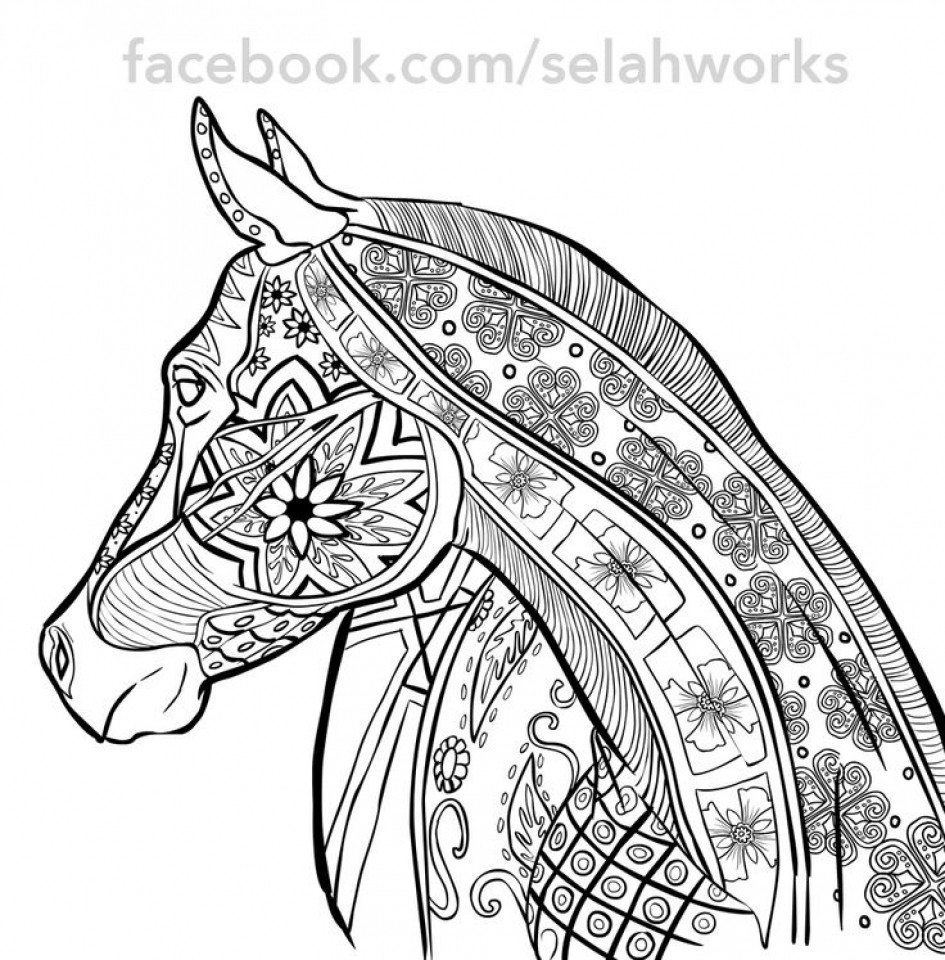 Best ideas about Adult Coloring Books Animals . Save or Pin Get This Printable Difficult Animals Coloring Pages for Now.