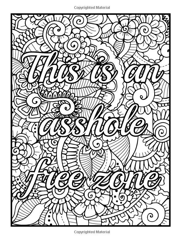 Adult Coloring Books Quotes  1495 best coloring pages images on Pinterest