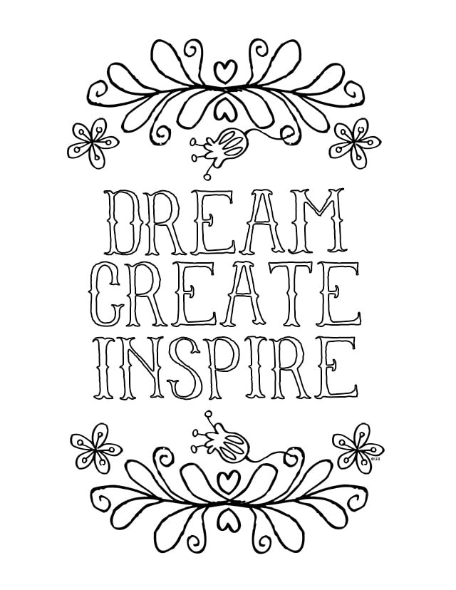 Adult Coloring Books Quotes  Sayings and Quotes