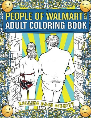 Adult Coloring Books Walmart  167 best images about People on Pinterest