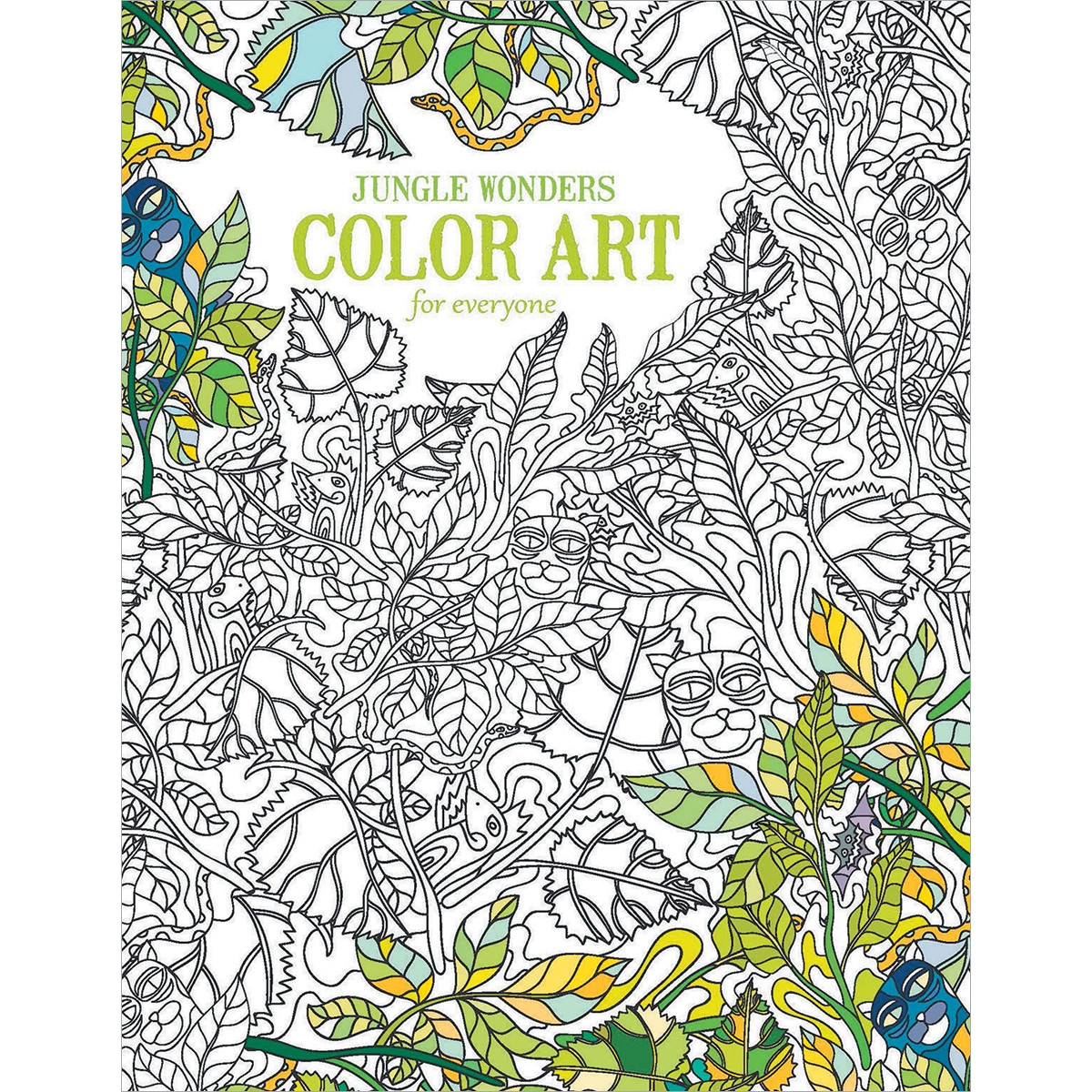 Adult Coloring Books Walmart  Leisure Arts Adult Coloring Book Available in Multiple