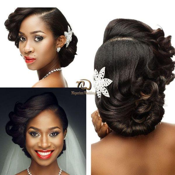 African American Bridesmaid Hairstyles  Wedding Hairstyles for Black Women african american
