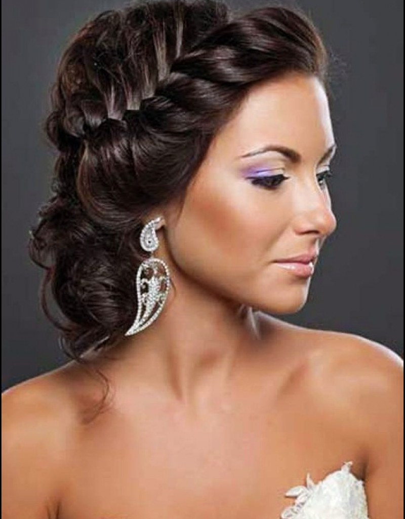 African American Bridesmaid Hairstyles  african american wedding hairstyles with tiara Hollywood