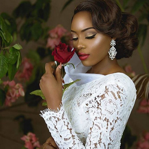 African American Bridesmaid Hairstyles  Different African American Wedding Hairstyles