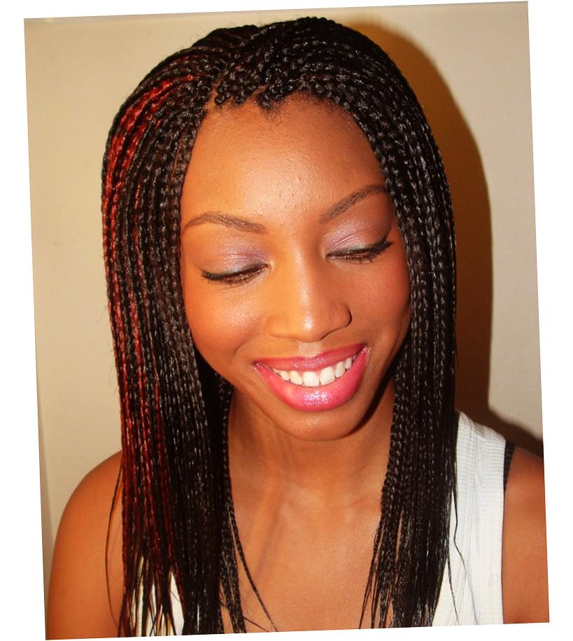African Braided Hairstyles  African American Braided Hair Styles 2016 Ellecrafts