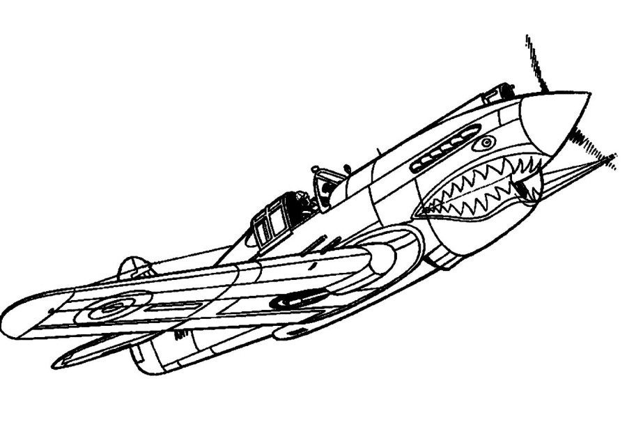 Airplane Coloring Pages For Adults  airplane coloring pages for adults IMG Gianfreda