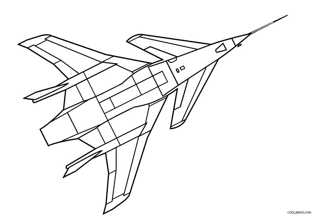 Airplane Coloring Pages For Adults  Free Printable Airplane Coloring Pages For Kids