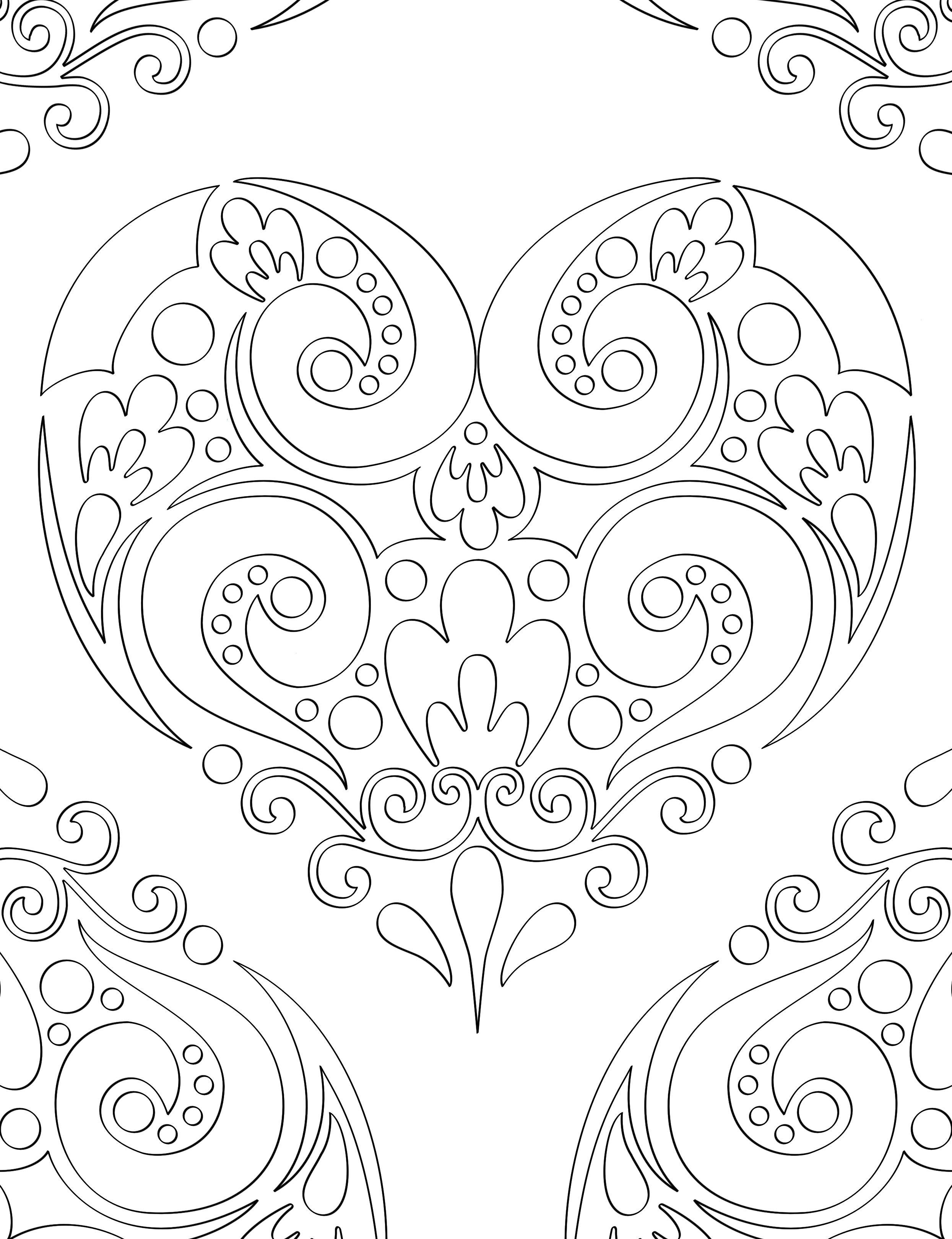 Alice In Wonderland Coloring Pages For Adults  Alice In Wonderland Adult Coloring Book at TFAW