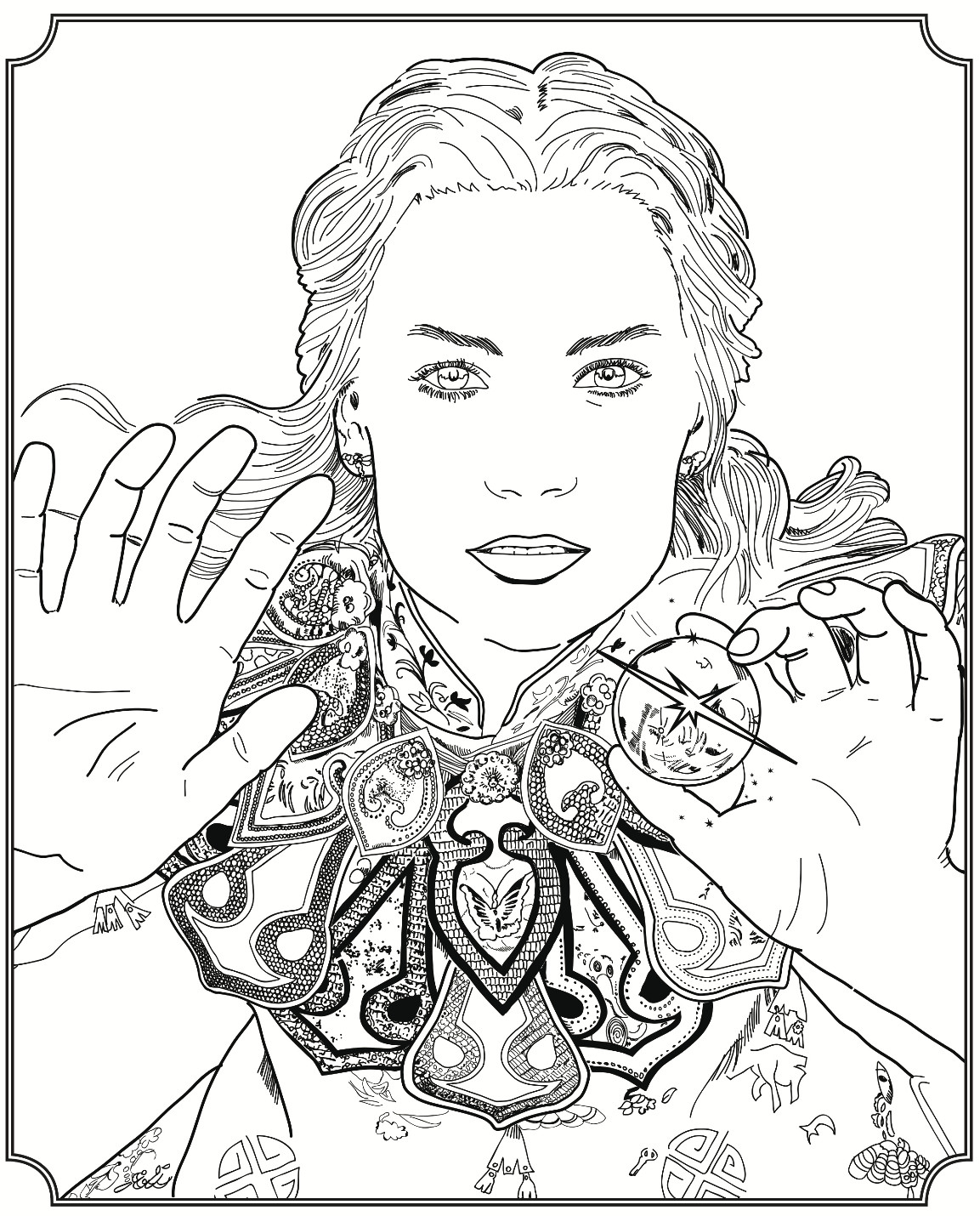 Alice In Wonderland Coloring Pages For Adults  Free Alice in Wonderland Adult Coloring Pages Print them Now
