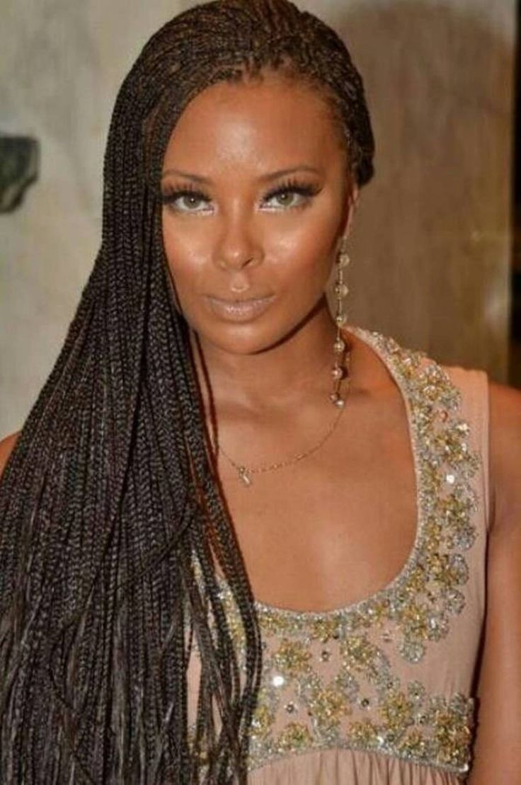 All Braids Hairstyles  Be ready to dare some stylish micro braids this summer