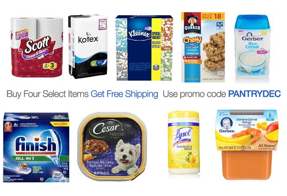Best ideas about Amazon Pantry Free Shipping . Save or Pin FREE Shipping on Amazon Pantry Boxes with Coupon Code Now.