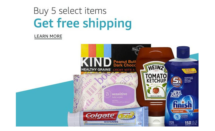 Best ideas about Amazon Pantry Free Shipping . Save or Pin FREE SHIPPING on Amazon Prime Pantry Box $5 Dinners Now.
