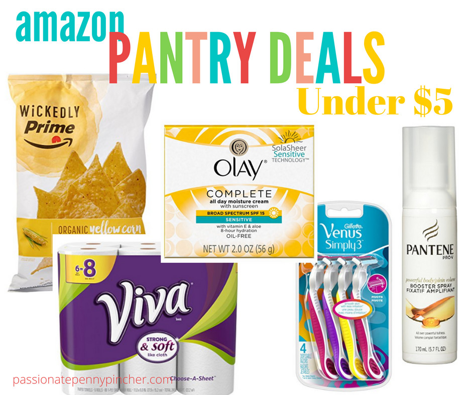 Best ideas about Amazon Pantry Free Shipping . Save or Pin Amazon Prime Pantry FREE Shipping Scenario Olay Venus Now.
