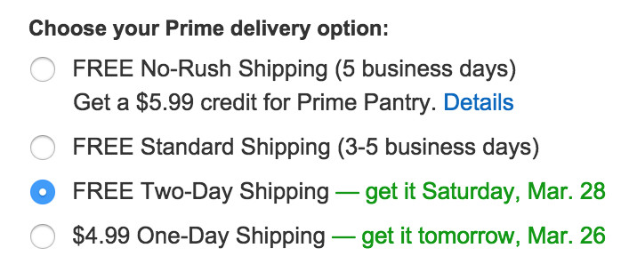 Best ideas about Amazon Prime Pantry Credit . Save or Pin SUPER HOT Amazon is Giving You $5 99 Credit for Prime Now.